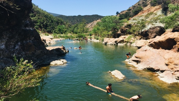 [LA ONLY] Southern California Swimming Holes to Cool Off in This Summer