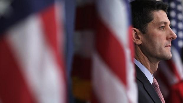Paul Ryan Is Re-Elected as House Speaker