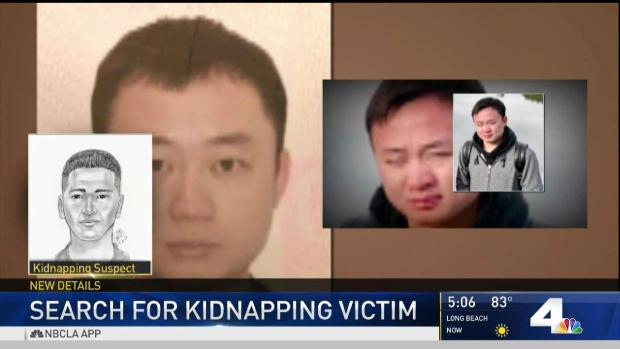 [LA] Reward Offered to Find Kidnapped Man