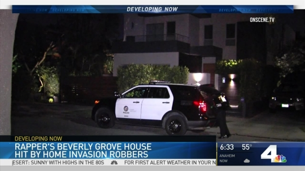 Home of A$AP Rocky Burglarized by Armed Suspects