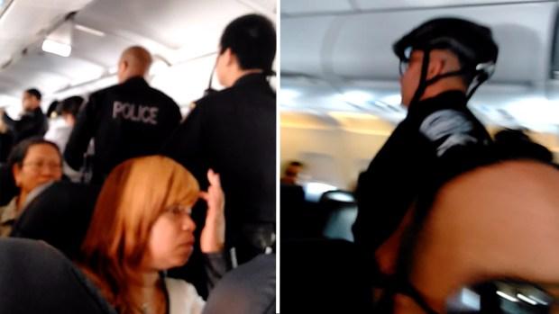 [NATL] Cops Arrive After Brawl on Spirit Airlines Flight