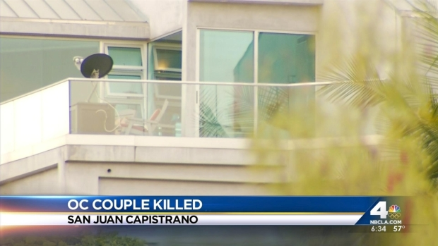 [LA] Couple Found Dead in OC Home