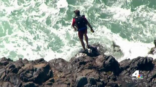 [LA] Swimmer Drowns Off Rancho Palos Verdes