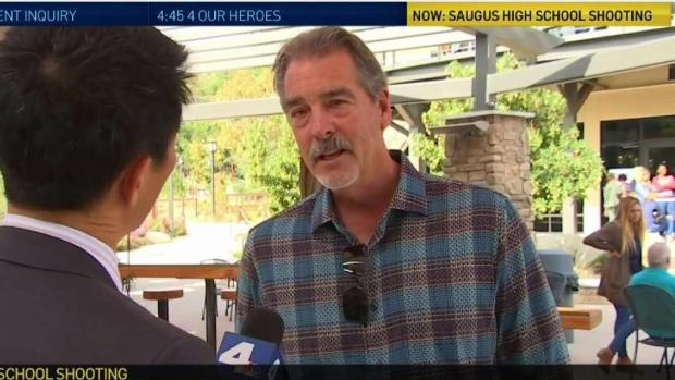 [LA] Saugus High School Teachers Cope With Tragedy