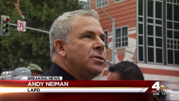 [LA] School Community Shocked By Shooting