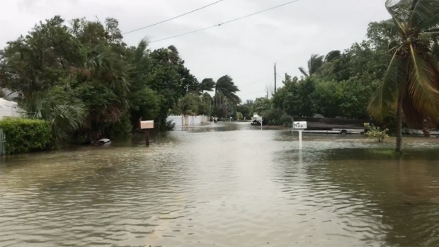 [NATL] Scenes From Florida Cities Affected by Irma