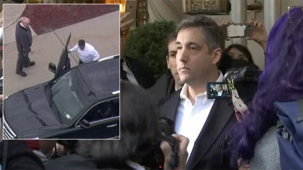 [NATL] Michael Cohen Reports to Prison