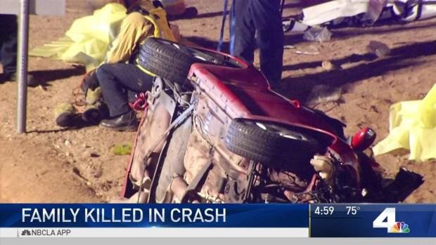 [LA] Family Tragedy: Body of Toddler Still Missing in California Aqueduct Crash