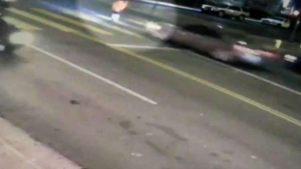 [LA] Search Underway for Hit-and-Run Driver