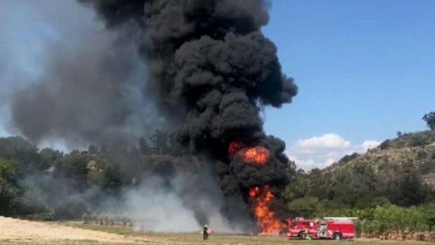 [LA] Second Deadly Small Plane Crash in La  Verne Nursery