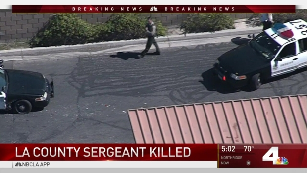 [LA] Sergeant Shot and Killed in Line of Duty