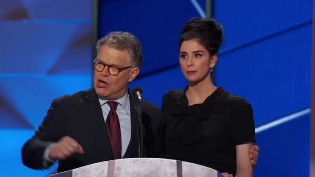 [NATL] Sarah Silverman to Sanders Holdouts: 'You're Being Ridiculous'