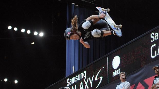 [NATL] Is an Olympic Skateboarding Medal Next for Shaun White?