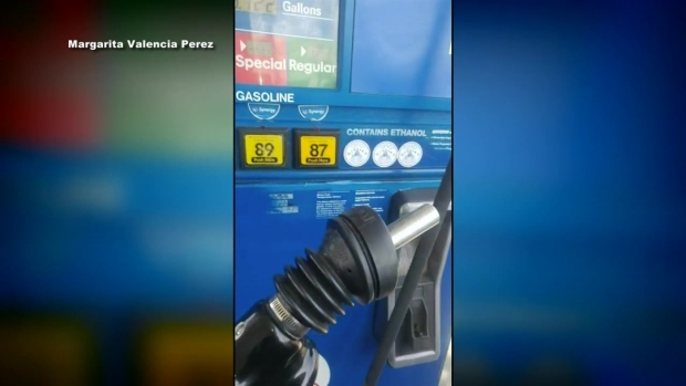 [LA] Video Shows Gas Pump Charging, But Not Fueling in Riverside