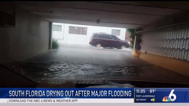 [NATL-MI] South Florida Drying Out After Major Flooding