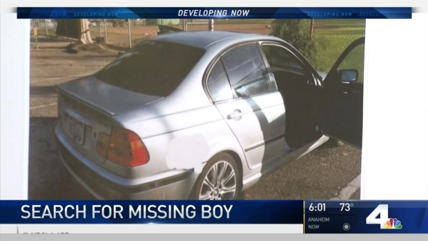 [LA] South Pasadena Police Continue Search for Missing 5-Year-Old Boy