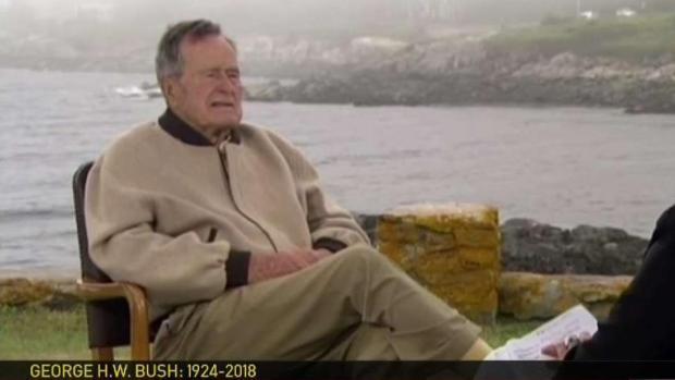 [LA] Southern California Reflects on Bush's Legacy