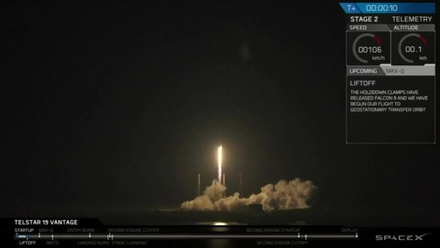 [LA] SpaceX Rocket Launch: July 22, 2018