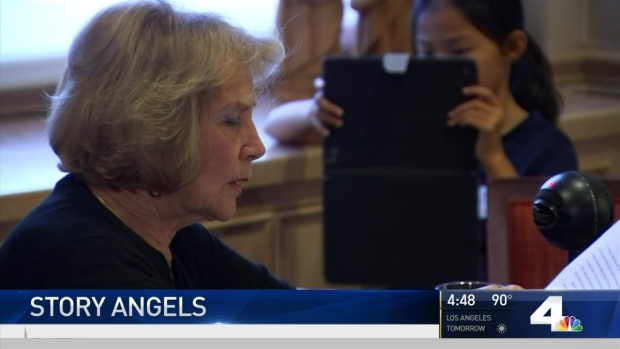 'Story Angels' Give Real Life Lessons
