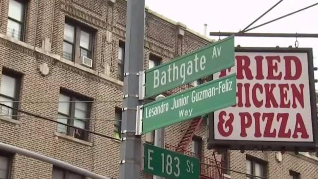 [NATL NY] Street Renamed for Slain Bronx Teen