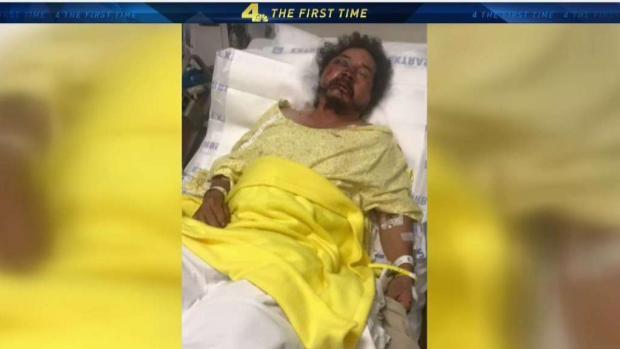 Street Vendor Attacked in South LA