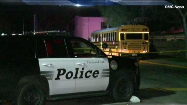 [LA STRINGER] Student Arrested for Running Over Teacher on Campus