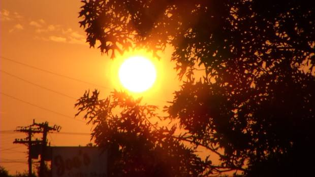 [LA] Extreme Heat Continues Into Weekend