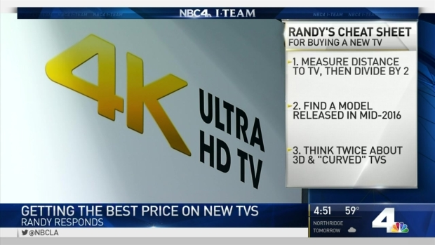 [LA] Here's a Cheat Sheet for Buying That New TV