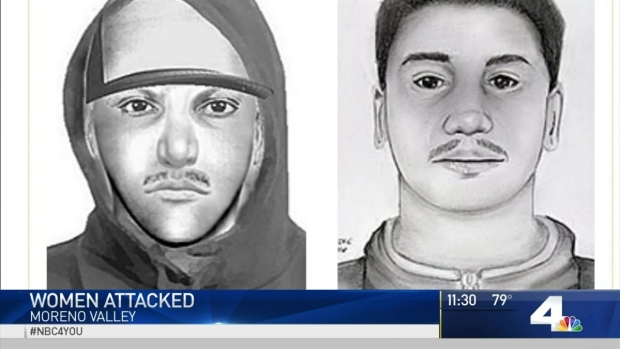 [LA] Suspected Groper Sought in Moreno Valley