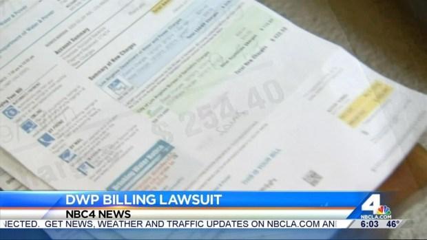 LADWP Billing Mismanagement Lawsuit