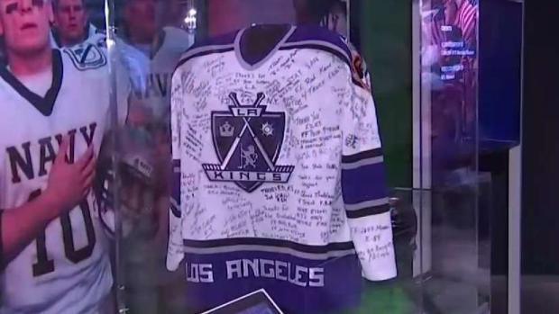 [LA] LA Kings Contribute 9/11 Memorial's 'Comeback Season'