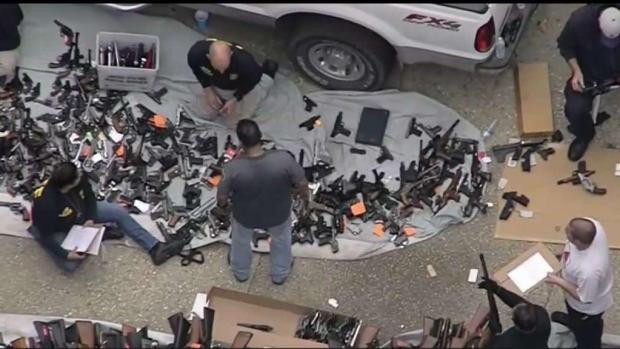 [LA] Thousands of Guns Found in Holmby Hills Home