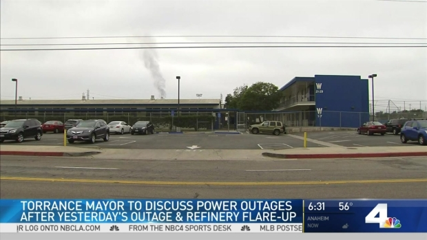 [LA] Torrance Mayor to Discuss Power Outages