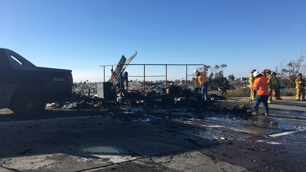 Woolsey Fire Burns Homes, Brings in More Fire Support