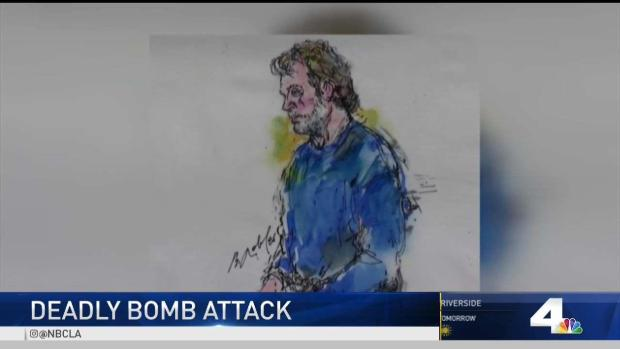 [LA] Troubling Items Uncovered in Explosion Suspect Home