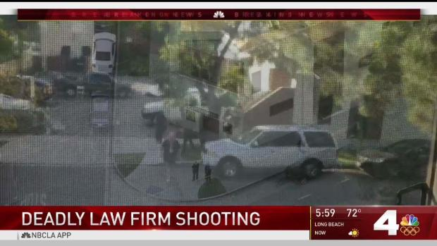 [LA] Two Dead in Law Firm Shooting