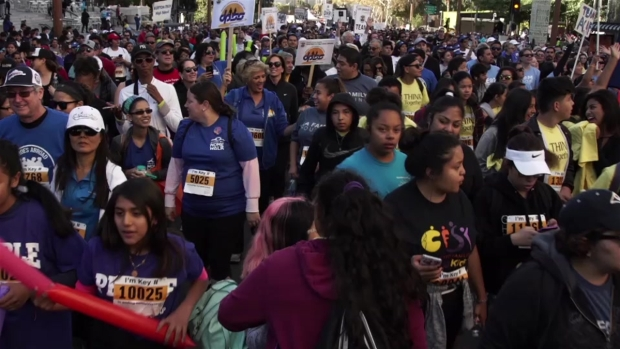 [LA]NBC4 Sponsors United Way HomeWalk