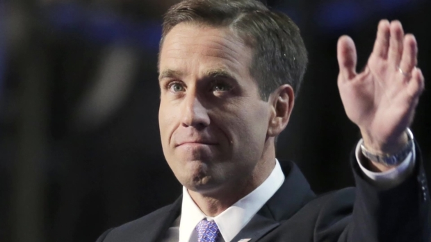 [NATL] Beau Biden, Son of Vice President Joe Biden, Dies
