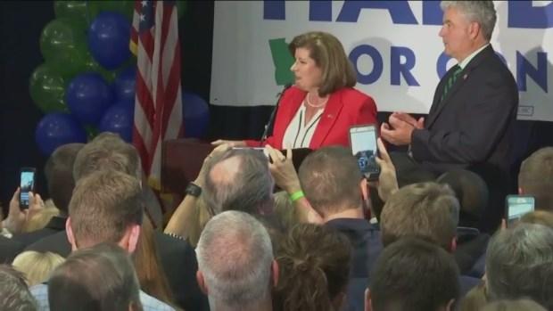 [NATL] Republican Handel Thanks Trump After Winning Georgia House Seat