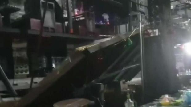[LA] USA Water Polo Members Injured in South Korea Club