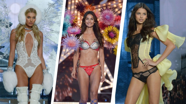 [NATL] Highlights From the 2015 Victoria's Secret Fashion Show