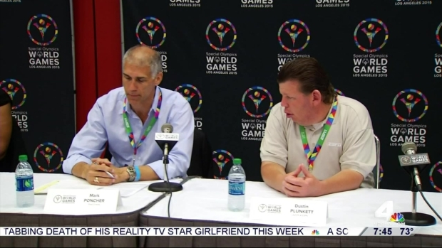 [LA] 7K Athletes Gear Up for Special Olympics World Games