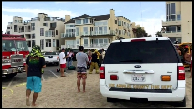 [LA] Listen: 911 Call After Venice Beach Lightning Strike