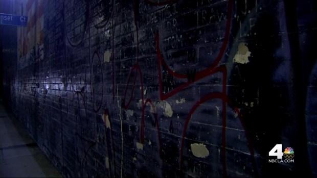 [LA] Veterans Mural Defaced Ahead of Memorial Day