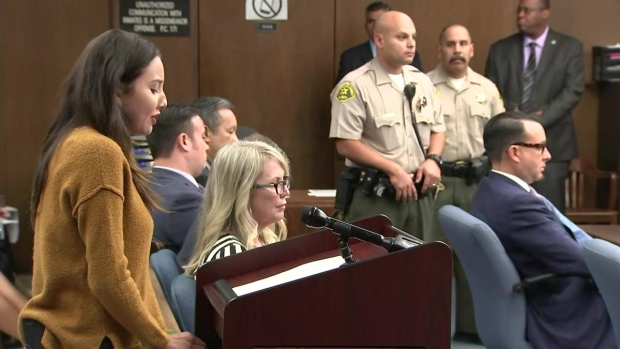 [LA] Victim Statements Made in Aramazd Andressian Sentencing