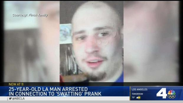 Man arrested after alleged hostage prank leads to fatal shooting