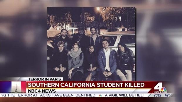 [LA] Vigil Planned for CSULB Student Killed in Paris Attacks