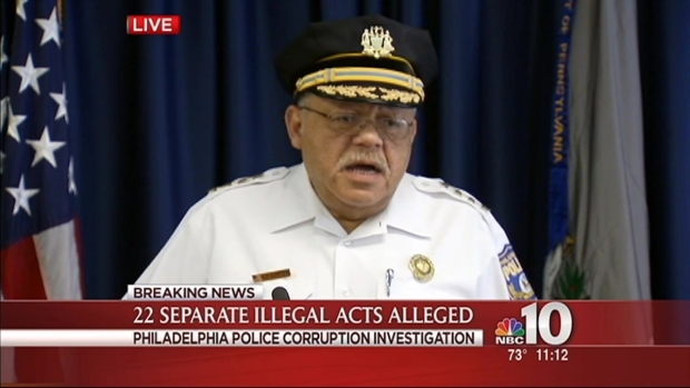 [PHI] Philly Police Commissioner Upset With Police Corruption