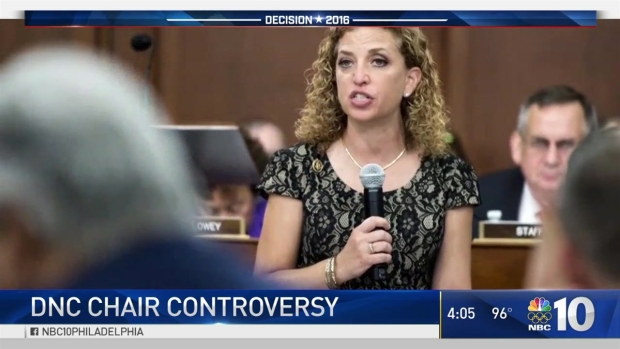 [PHI] Former DNC Chair Booed In Wake Of Leaked Emails