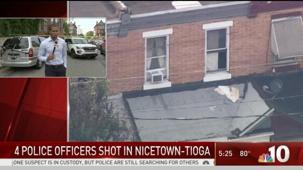 Neighbor Reacts to Dangerous North Philadelphia Shooting